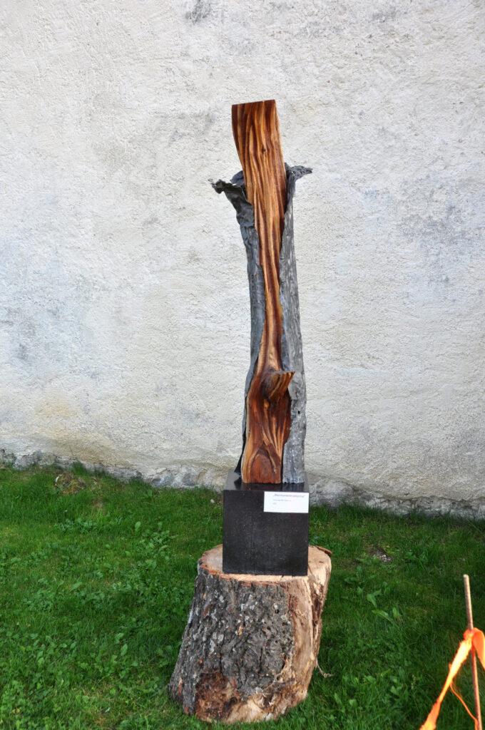 Baummärtyrer/ Skulptur
